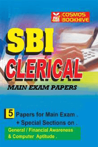 SBI Clerical  Main Exam Papers
